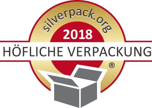 SilverPack Höfliche Verpackung Logo