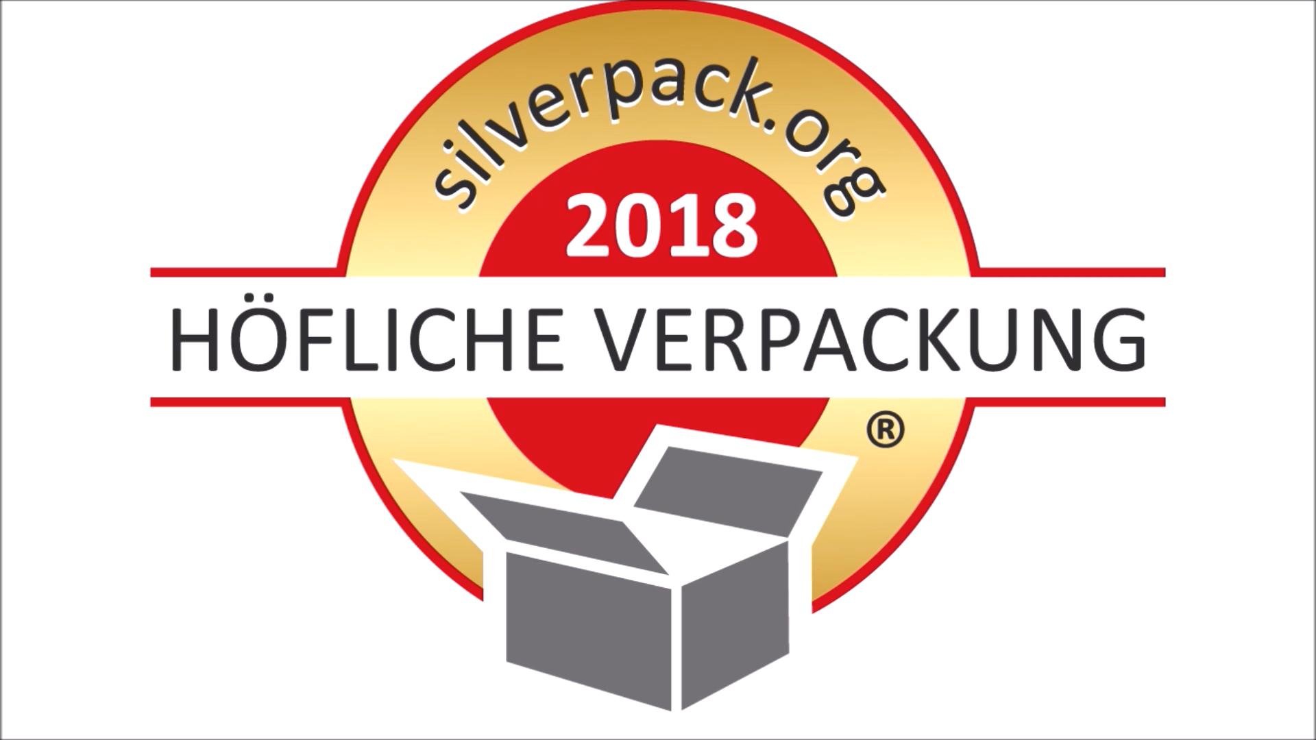 Polite Packaging Höfliche Verpackung 2018