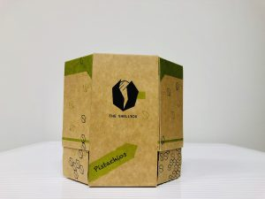 The ShellBox Höfliche Verpackung